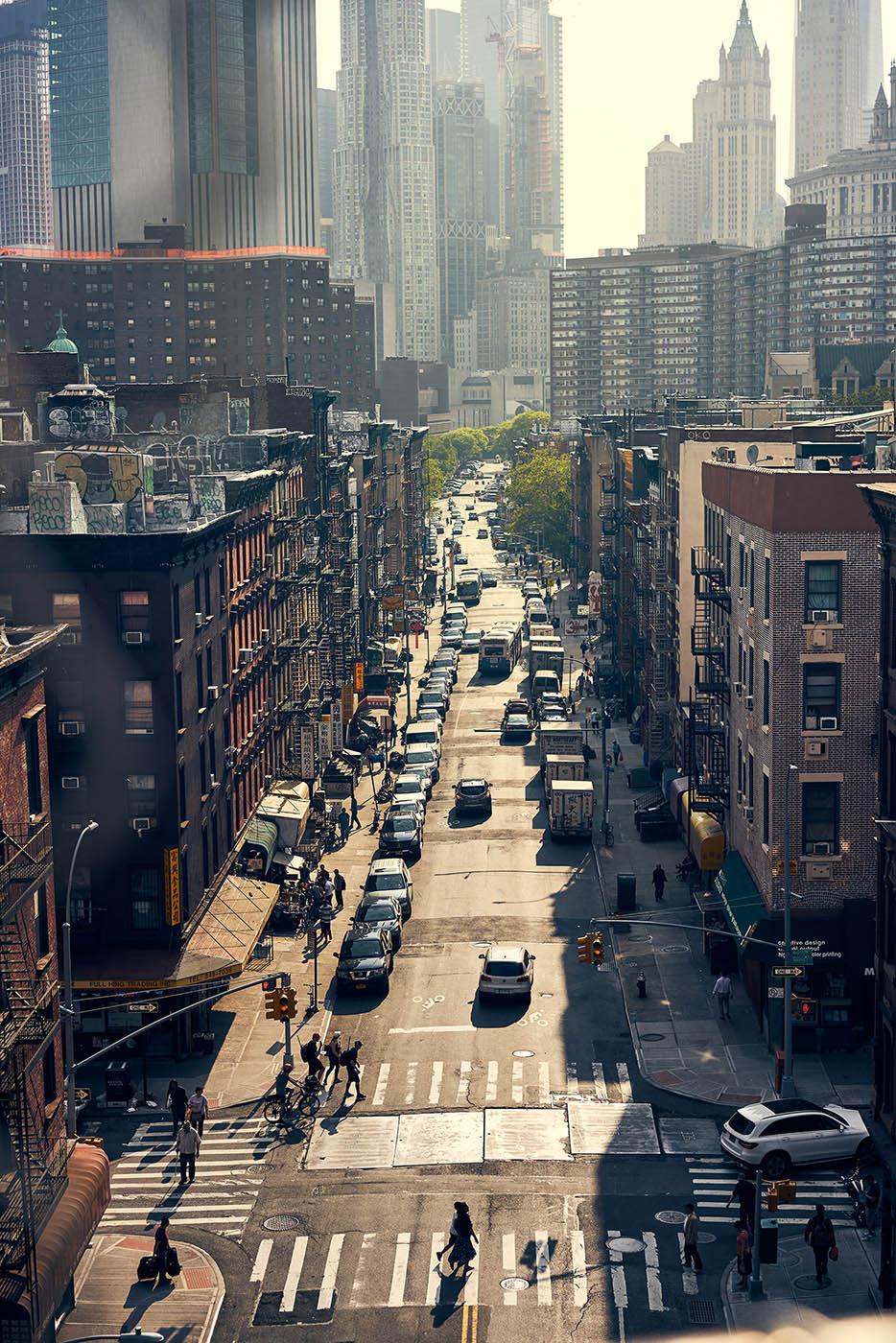 NEW YORK CITIZEN