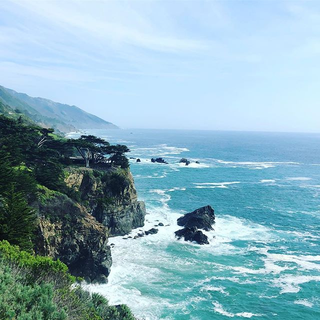Driving through #bigsur #california   What are you doing this weekend? . . #travel #traveling #vacation #visiting #instatravel #instago #instagood #trip #holiday #photooftheday #fun #travelling #tourism #tourist #instapassport #instatraveling #mytravelgram #travelgram #travelingram #igtravel #hwy1