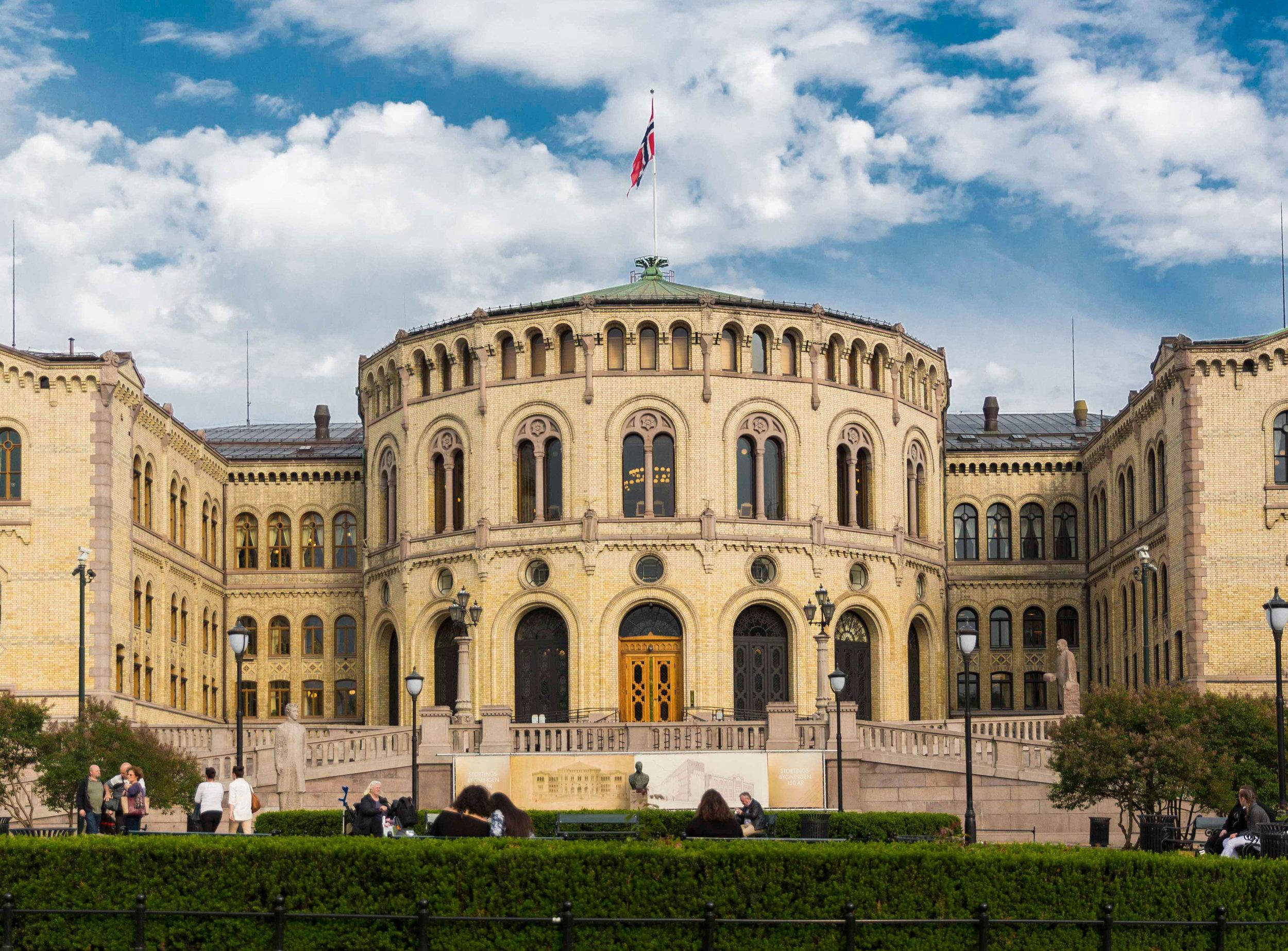 Bilde: Stortinget