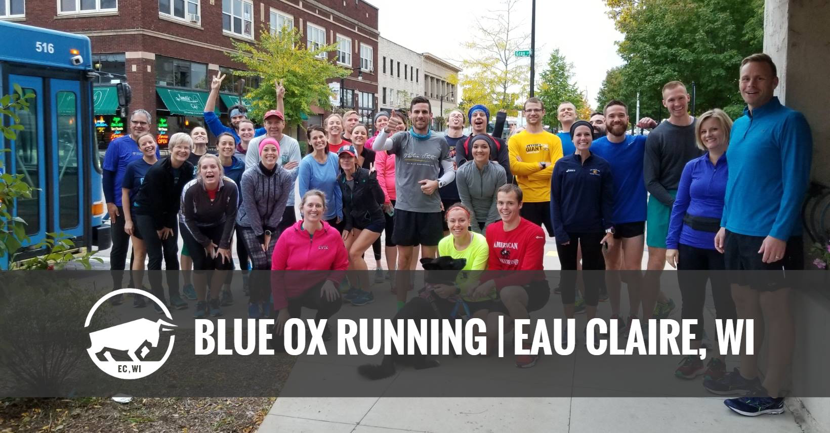 GROUP RUNS - We have a weekly group run on Thursdays @ 6pm! We invite any ability and typically go to about 3.5 to 4 miles with an option to add-on an additional 1-2 miles by the end of the route. Come for the run and stay for a relaxed social atmosphere - we typically hang out a bit afterwards and do 15 minutes of core / strength exercises afterwards as well.Check future dates and special events here - blueox.run/thursday