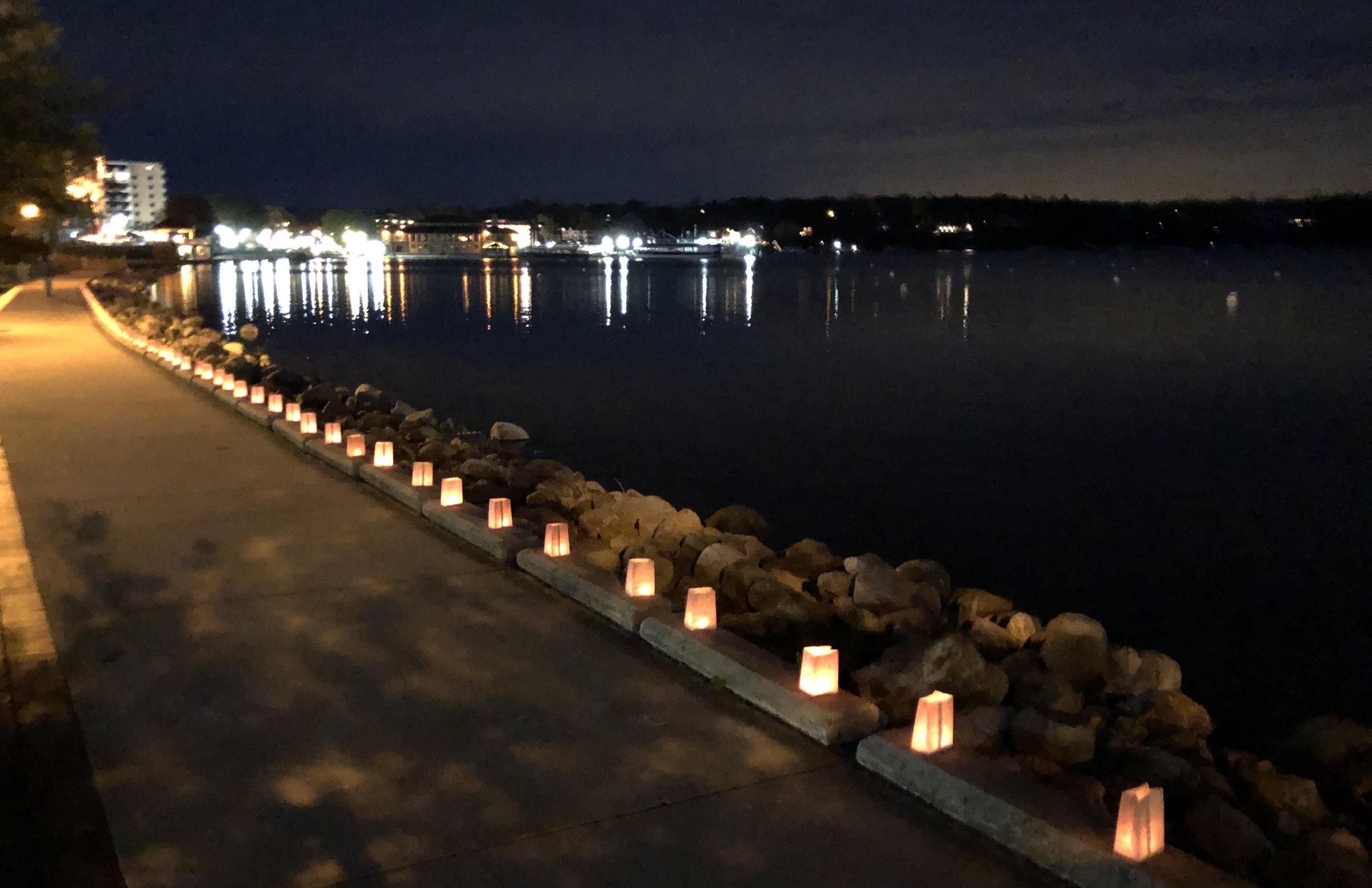 May 7th, 2019 Lake Geneva, WI in honor of Deborah Newton
