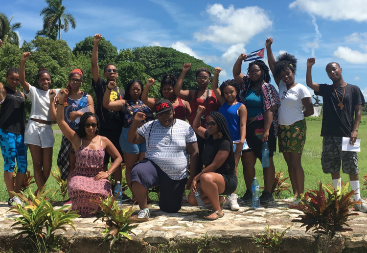 Diaspora Excursions - Travel with the African Diaspora to experience an alternative approach to travel centered on education, service, and reunifying African-Descendants.