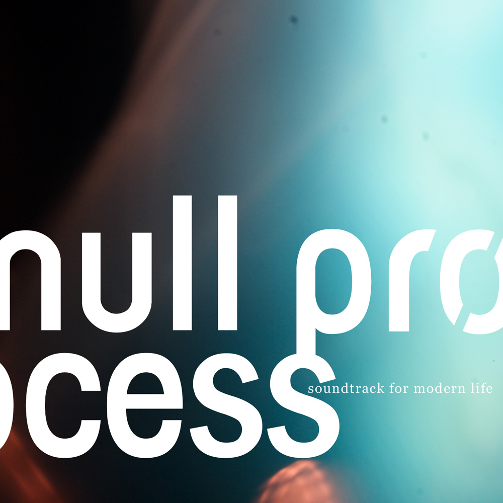 Album cover for Null Process