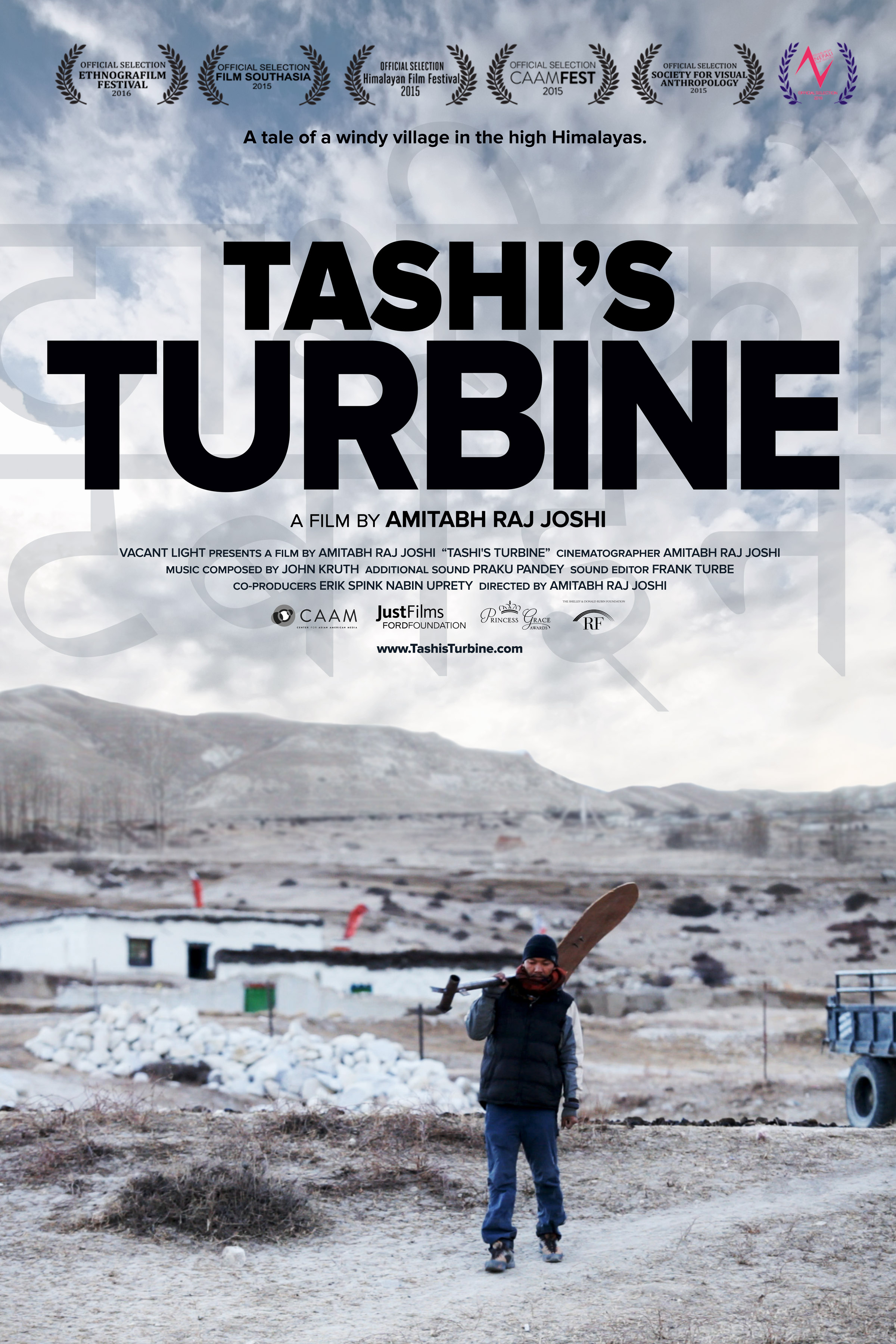 Tashi's Turbine