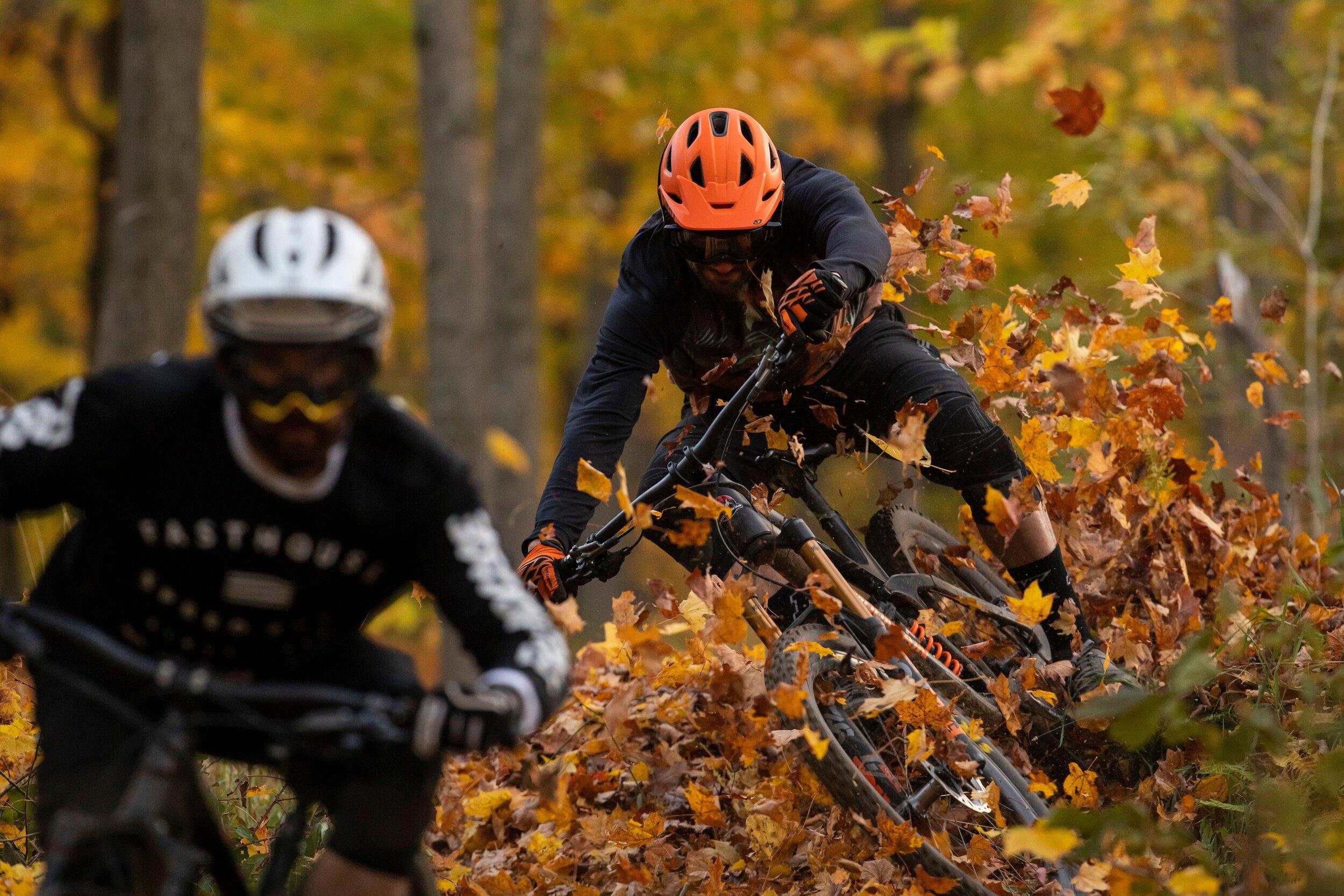 Leaf peeper bike bash - TICKETS!