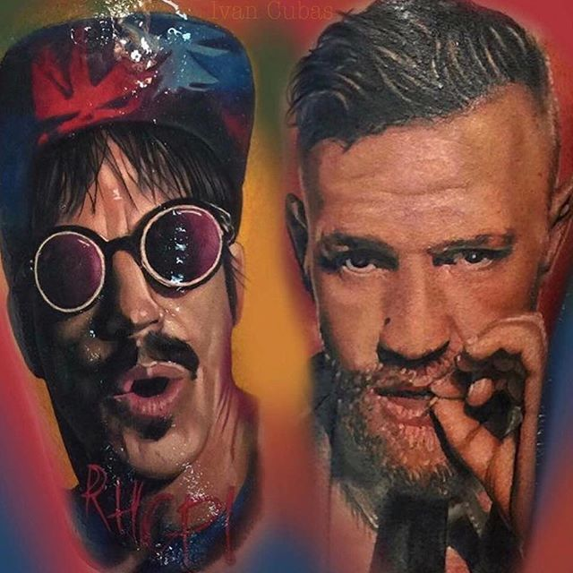 """I prefer living in colour"" - David Hockney • Comment ❤️ if you love colour tattoos! • Tattoo Artist: @ivancubastatt  #BambooTattoo • • • #torontotattooshop #tattoostoronto #torontotattoos #tattootoronto #torontotattooshops #torontotattoostudio"