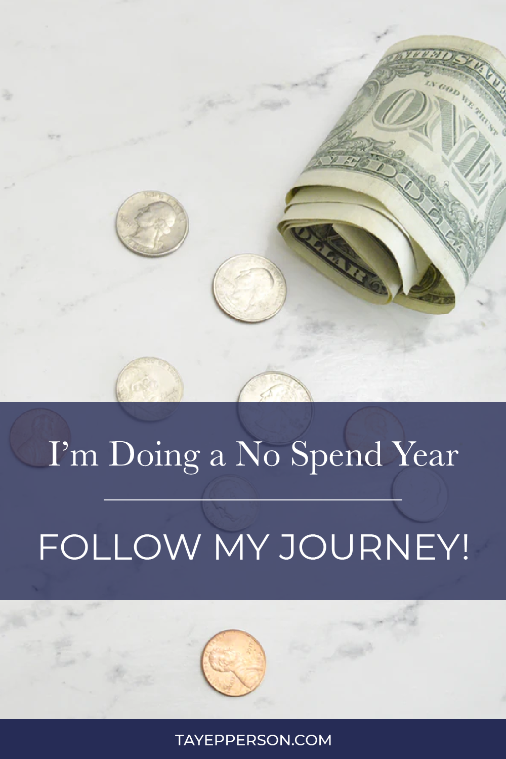 I'm having a spend free year!