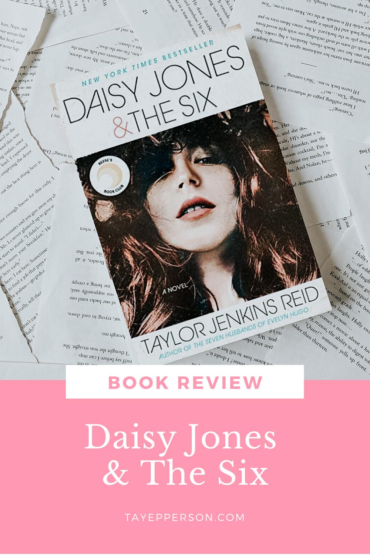 Daisy Jones Book Review