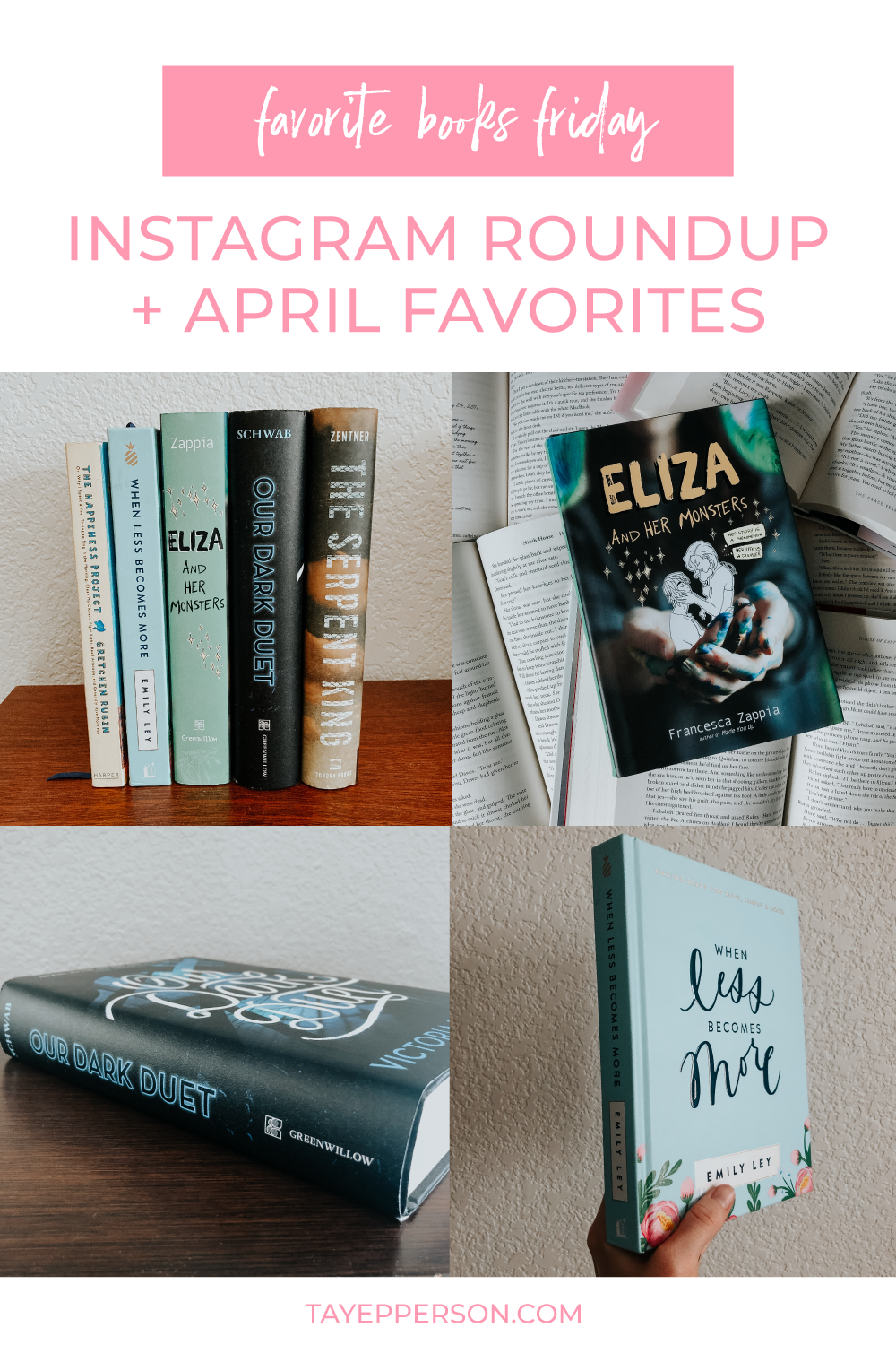 favoirte book friday Instagram roundup.png