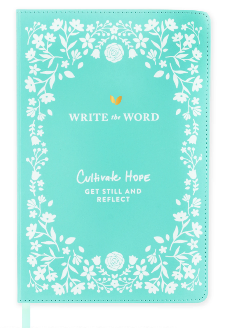 Cultivate Hope journal