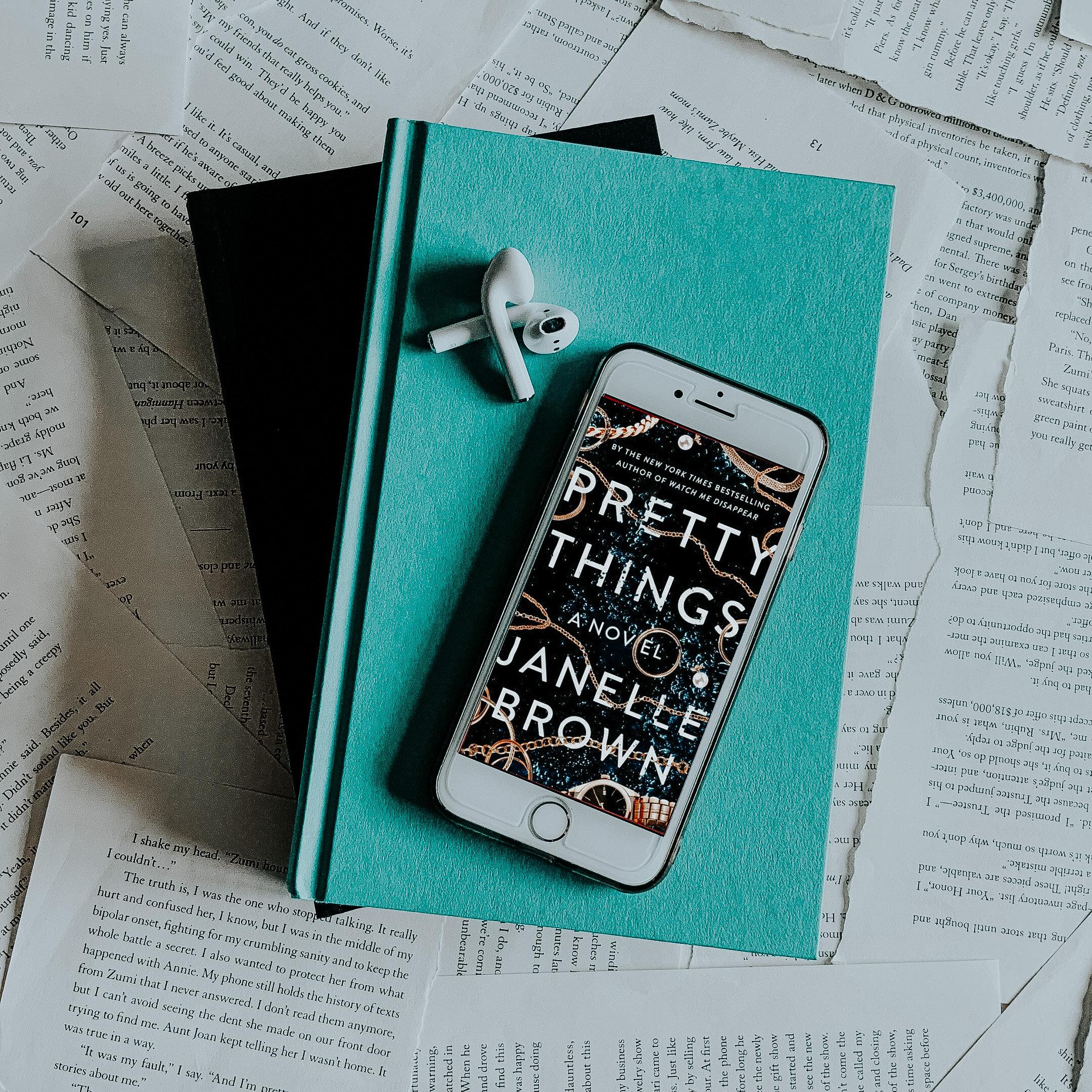 Pretty Things Audiobook