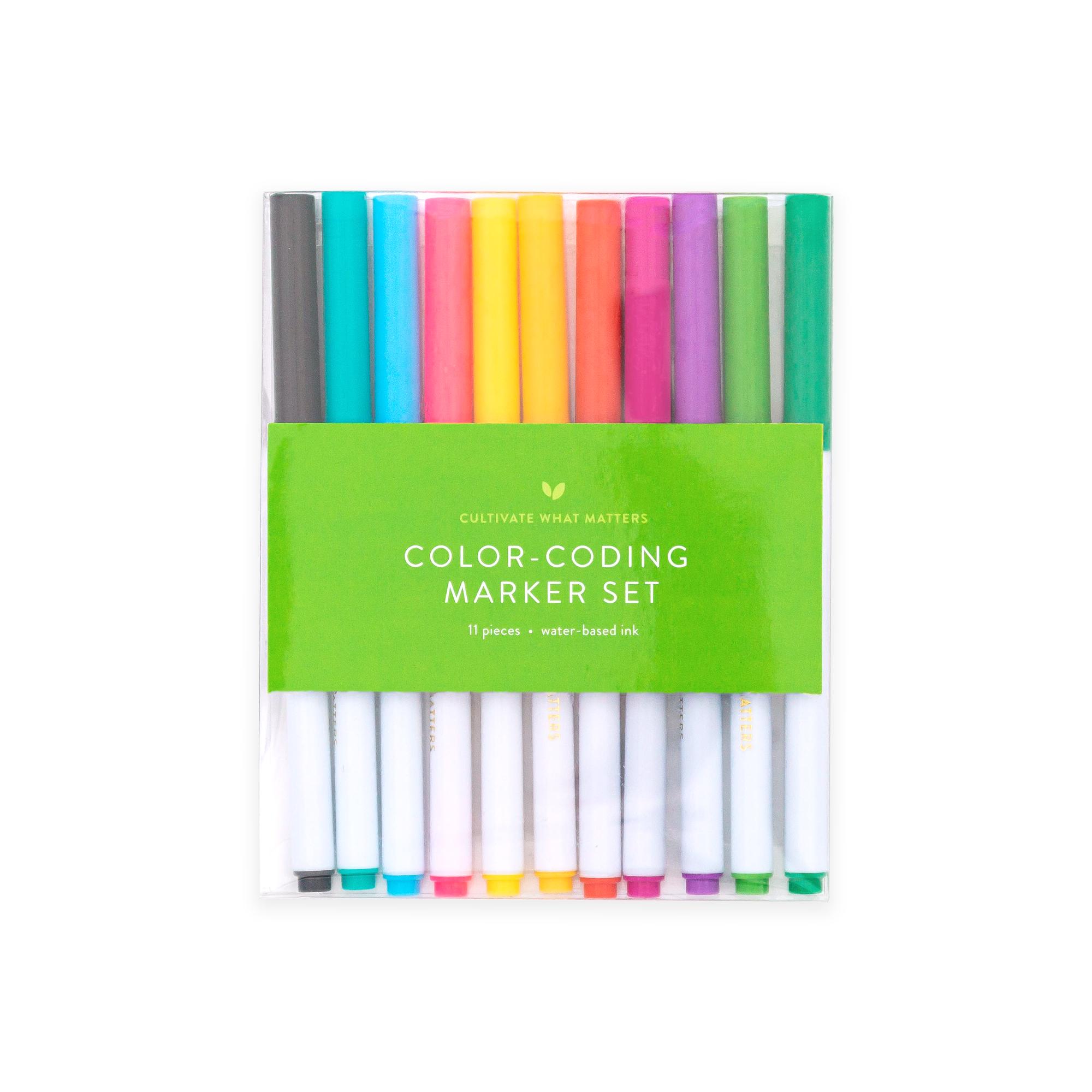 Color-Coding Marker Set