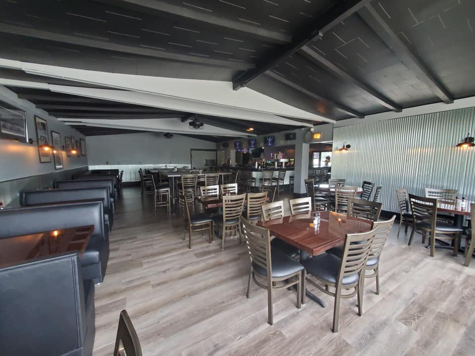 Bring your entire family or group to dine with us! Plenty of space!