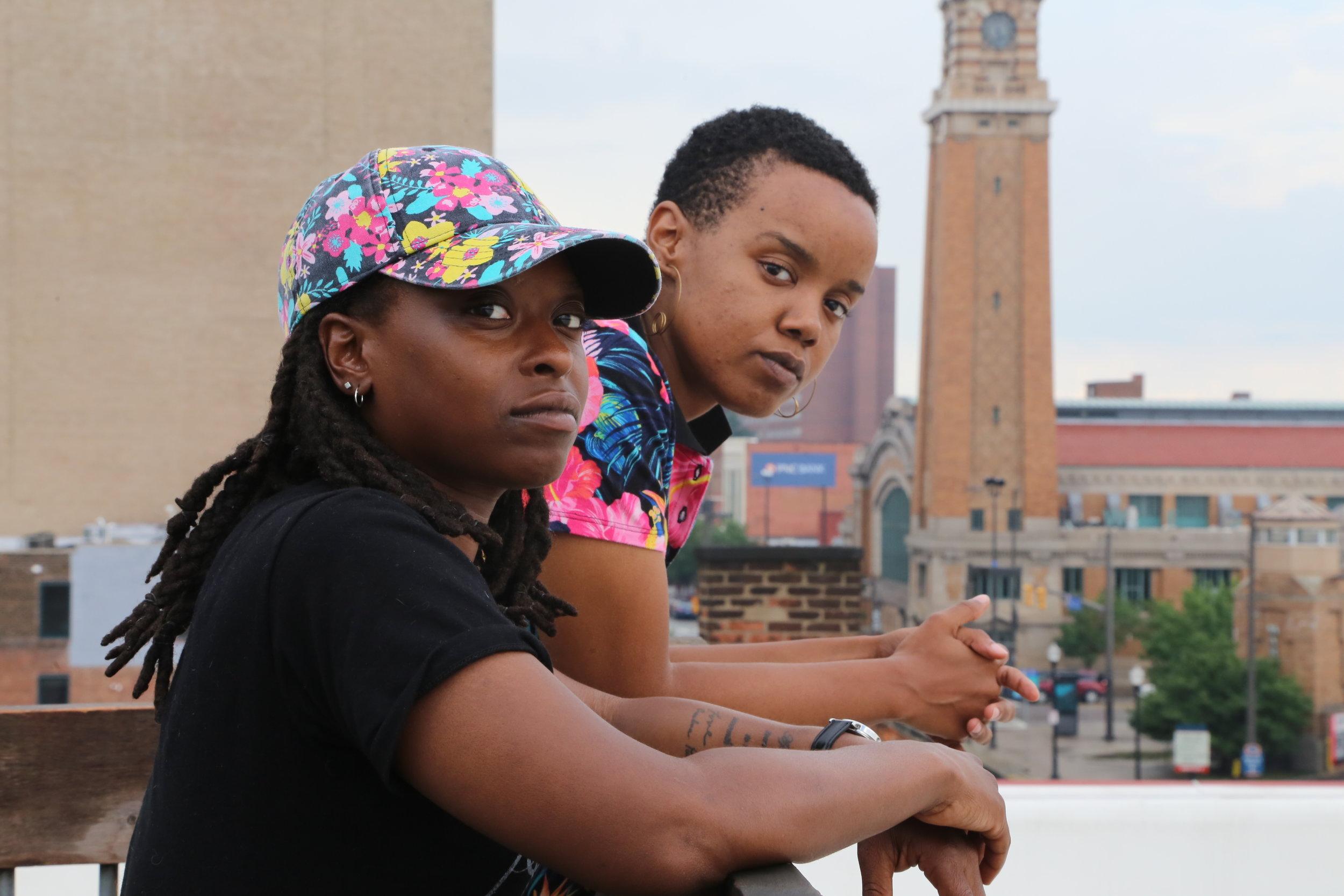 FreshProduce. - FreshProduce. is Cleveland Scene Best of Hip Hop 2019. DJ Red-I x Playne Jayne.
