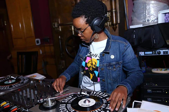 DJ Red-I - DJ Red-I is a Cleveland favorite. DJ/Producer + 1/2 of the hip-hop duo, FreshProduce.