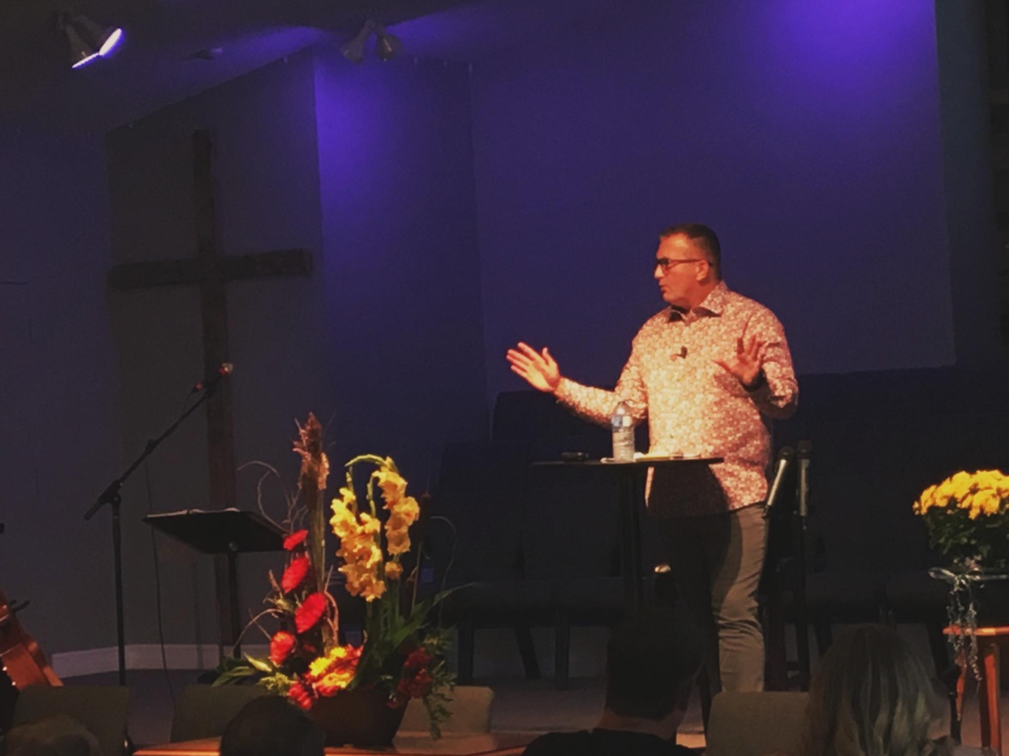 Pastor John Tremblett