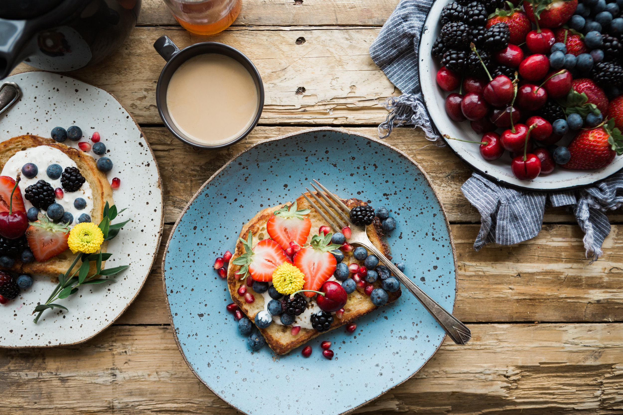 Plan a progressive brunch for Mother's Day this year! | Unique Mother's Day Celebration Ideas