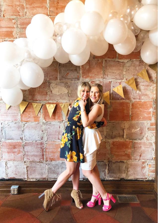 Bridal Shower via Little Miss Party  photo: LMP |  Party Planner Blogs We Love