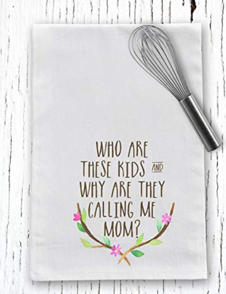 Funny Mother's Day Gift Ideas post from LYFETYMES party planning blog.