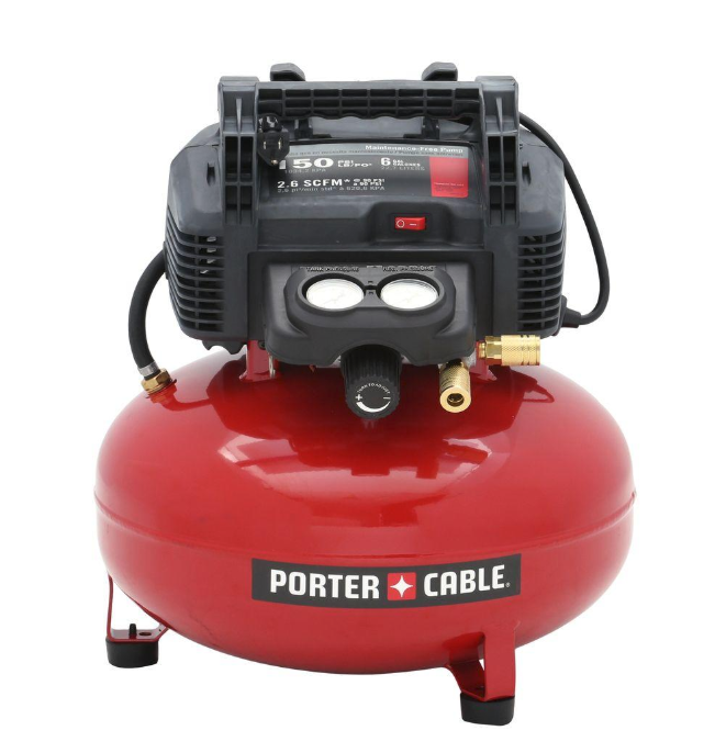 An air compressor may not sound very exciting, but air compressors are an appreciated and well-used gift! | Unique Father's Day Gift Ideas post from LYFETYMES party planning blog