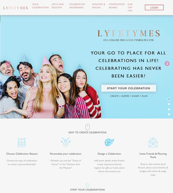 LYFETYMES is the #1 Party Planning Site. Plan Birthdays, Baby Showers, Bridal Showers, Holiday Parties for free at www.lyfetymes.com #partyplanning #planaparty #kidsbirthdayideas #partyideas
