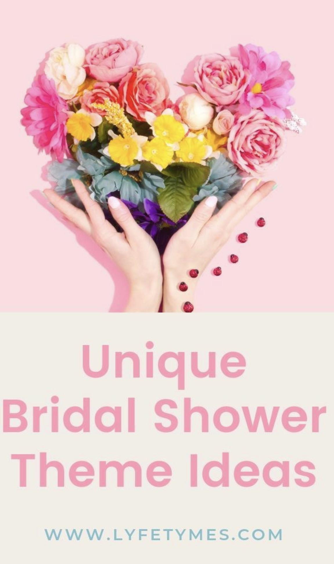 Plan a Bridal Shower