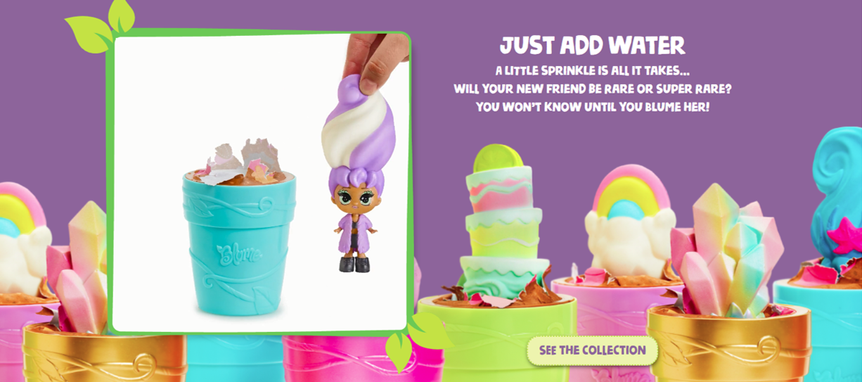 Blume Dolls, Hottest 2019 Toys, Where to find 2019 Hottest Toys, Blume Doll's Party Dieas
