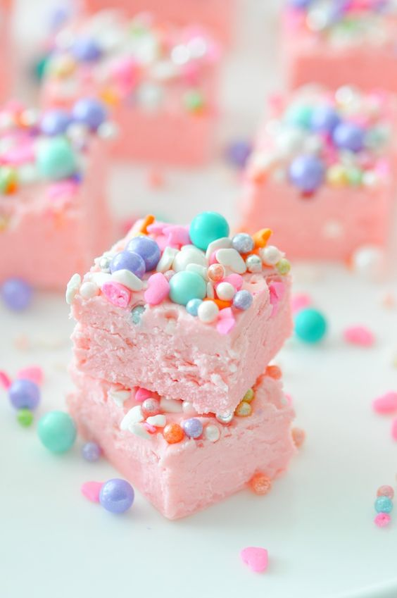 Unicorn Fudge