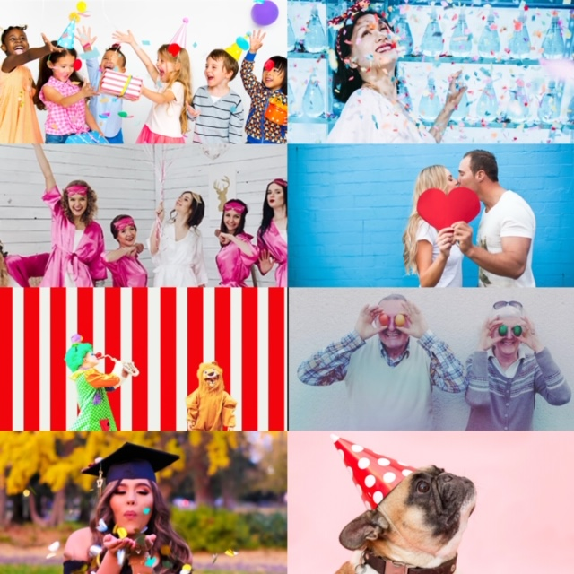 Pan a party with LYFETYMES, Your All-In-One Party Planner for birthday parties, kids birthday parties, baby shower, bridal shower, graduation party, holiday party, dinner party, engagement party