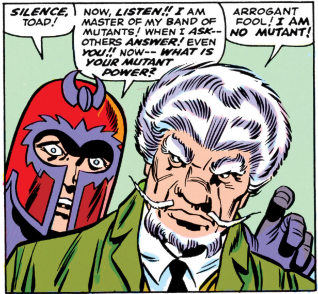 Magneto was behind the curve when it came to identity politics.