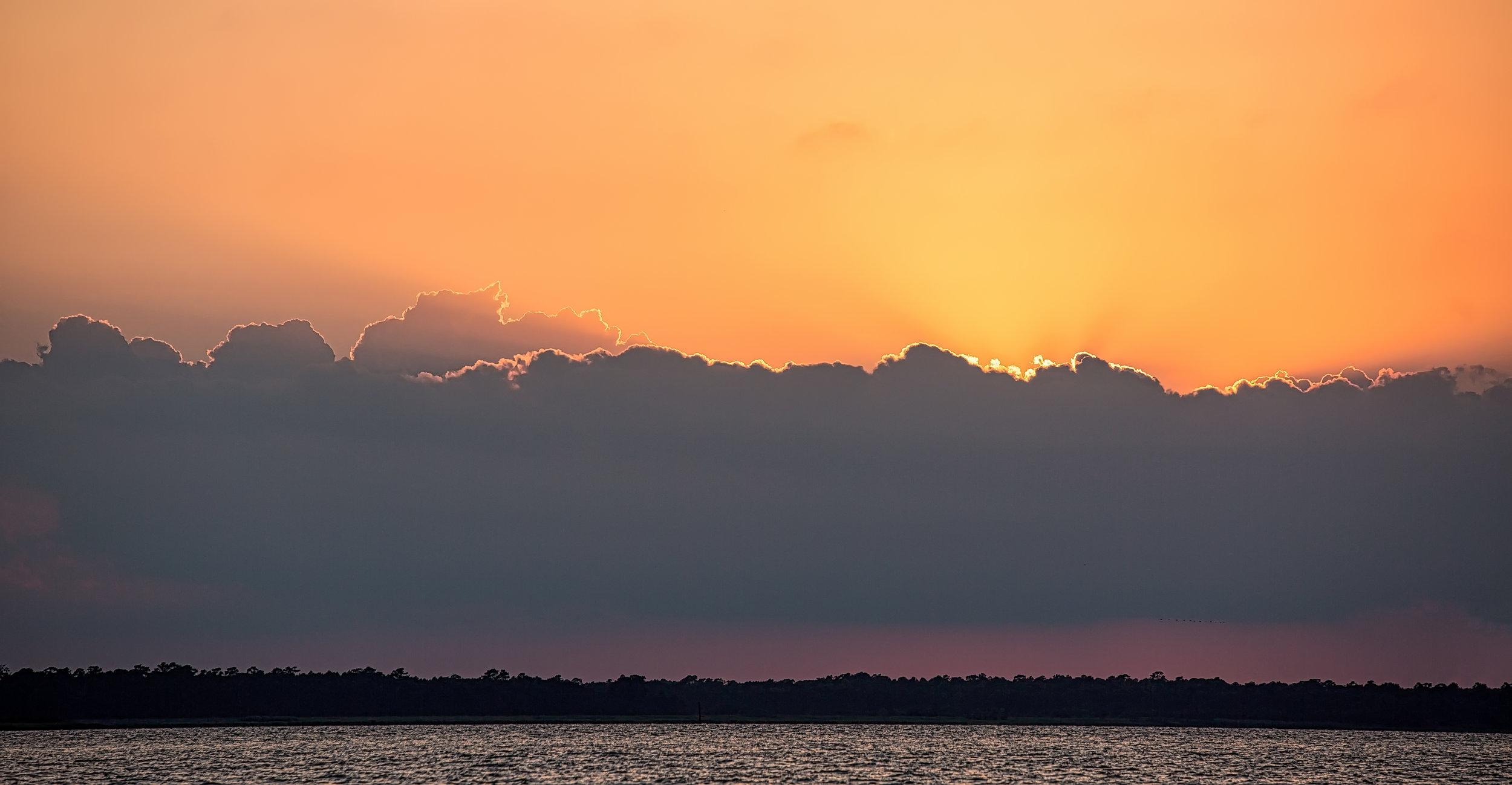 Sunset on Winyah Bay-3.jpg