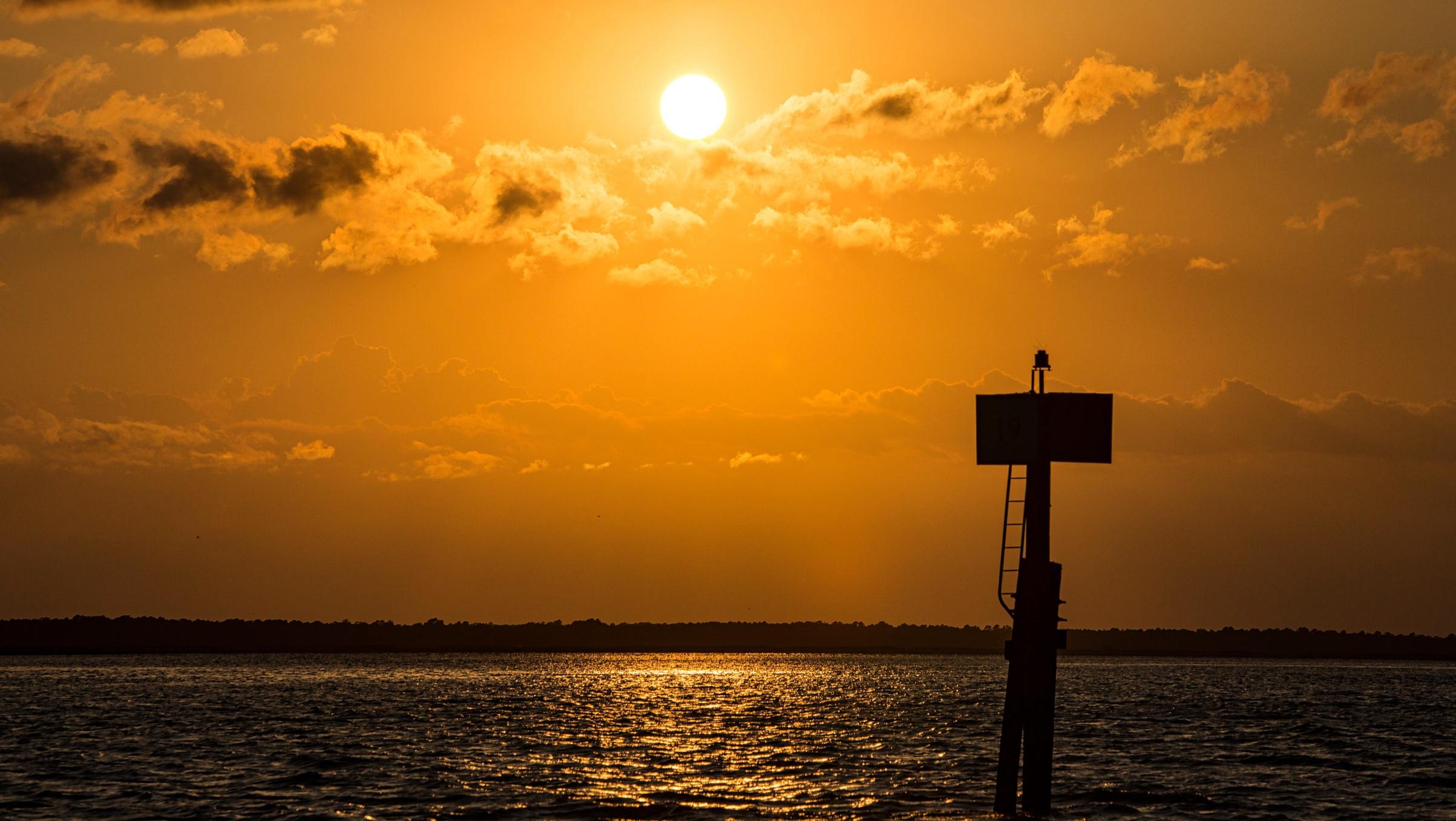 Sunset on Winyah Bay-2.jpg