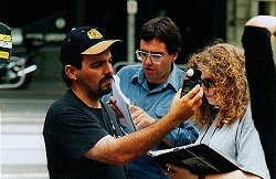 'Desire' 16mm Ultra Low Budget Feature 1999. Director Bill Mousoulis.