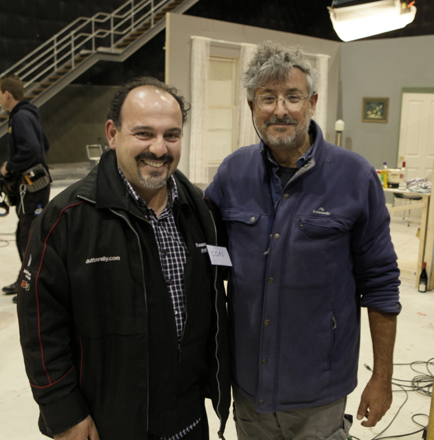 ACS Masterclass with Andrew Lesnie ACS ASC June 2014.