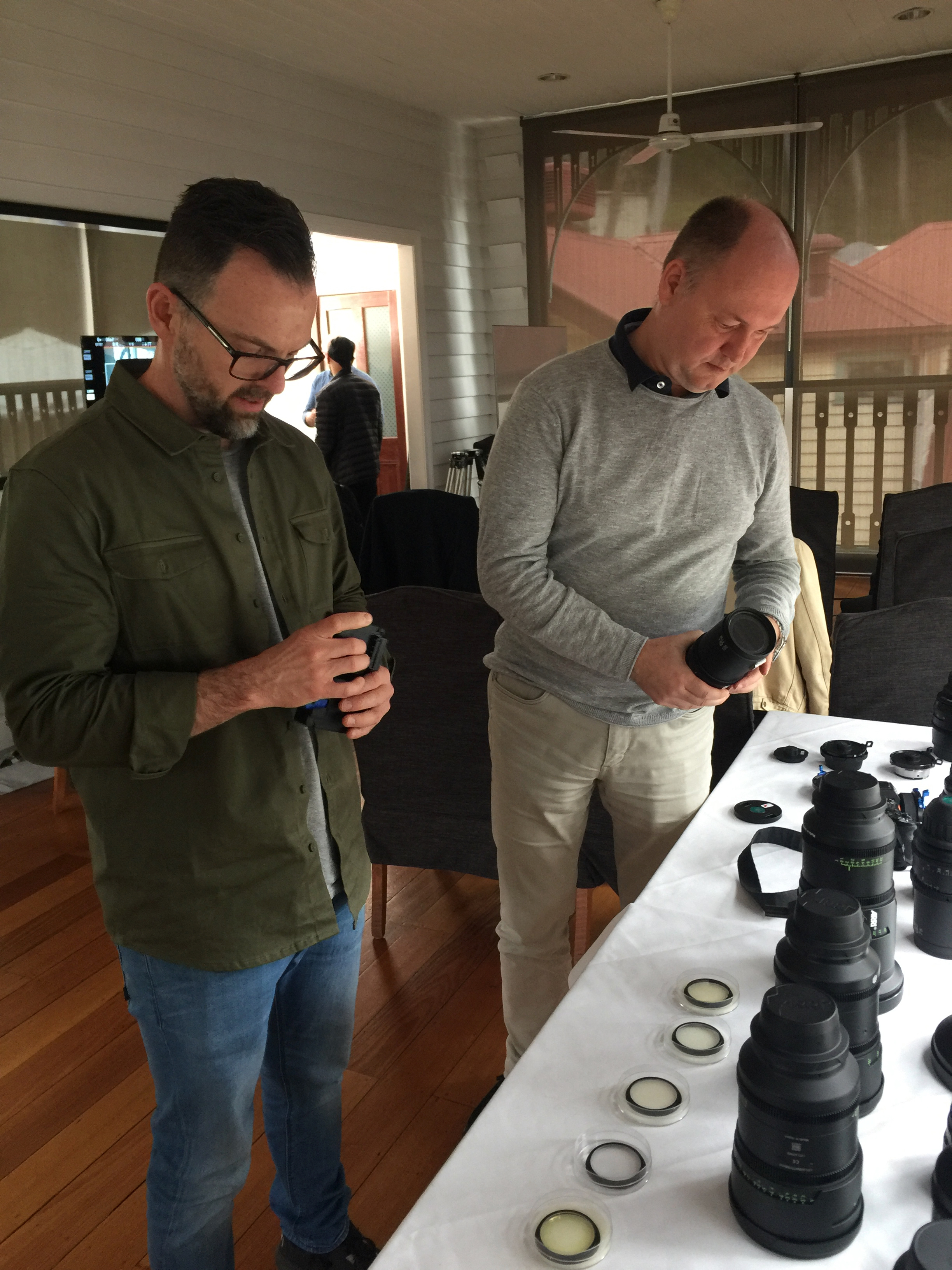 Arri 'Large Format Camera & Lens Master Class' - Melbourne Jul 2019