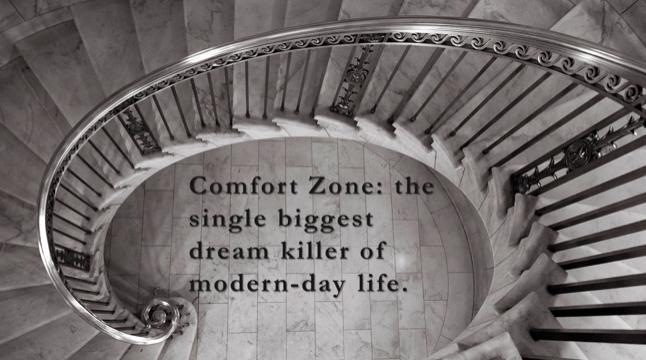 Comfort Zone - July
