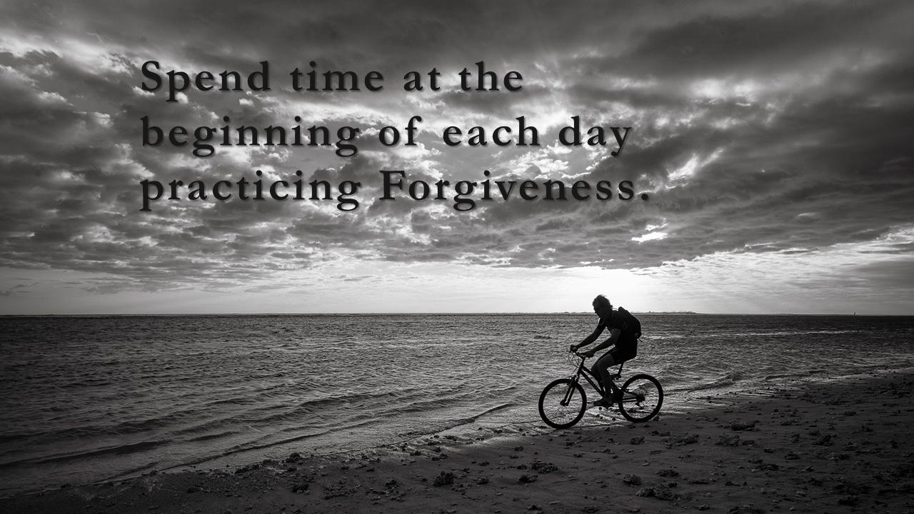 Forgiveness - March