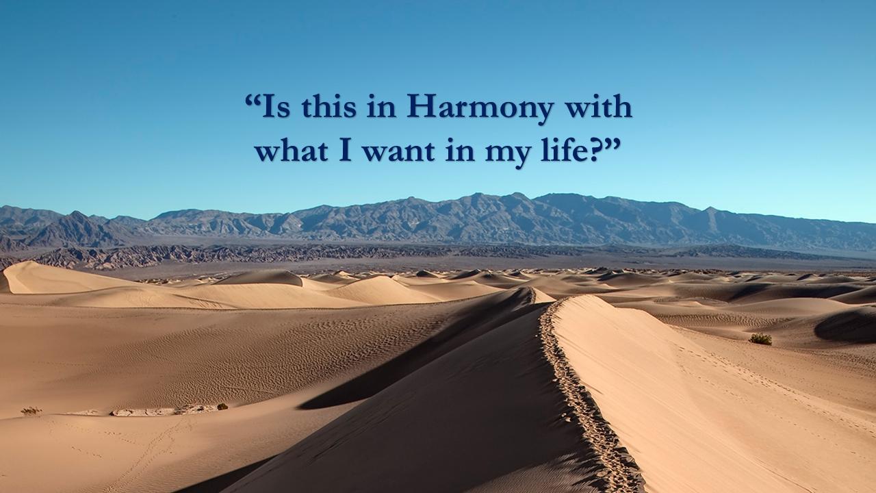 Harmony - April
