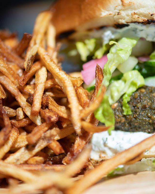 Crispy fries or exercise? 😉 #ReynaOnKing  Photo Credits 📷 @ryanemberley