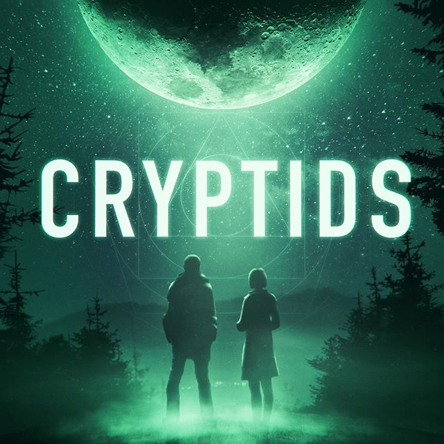 Cryptids. A new podcast. First episodes premiere September 29.