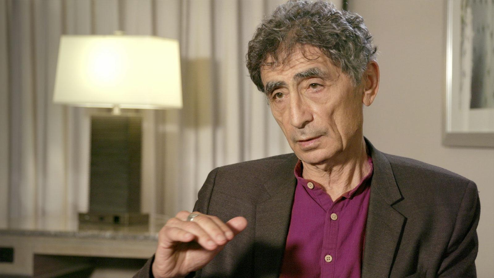 Gabor Maté, MD addiction author expert on trauma and ACE's