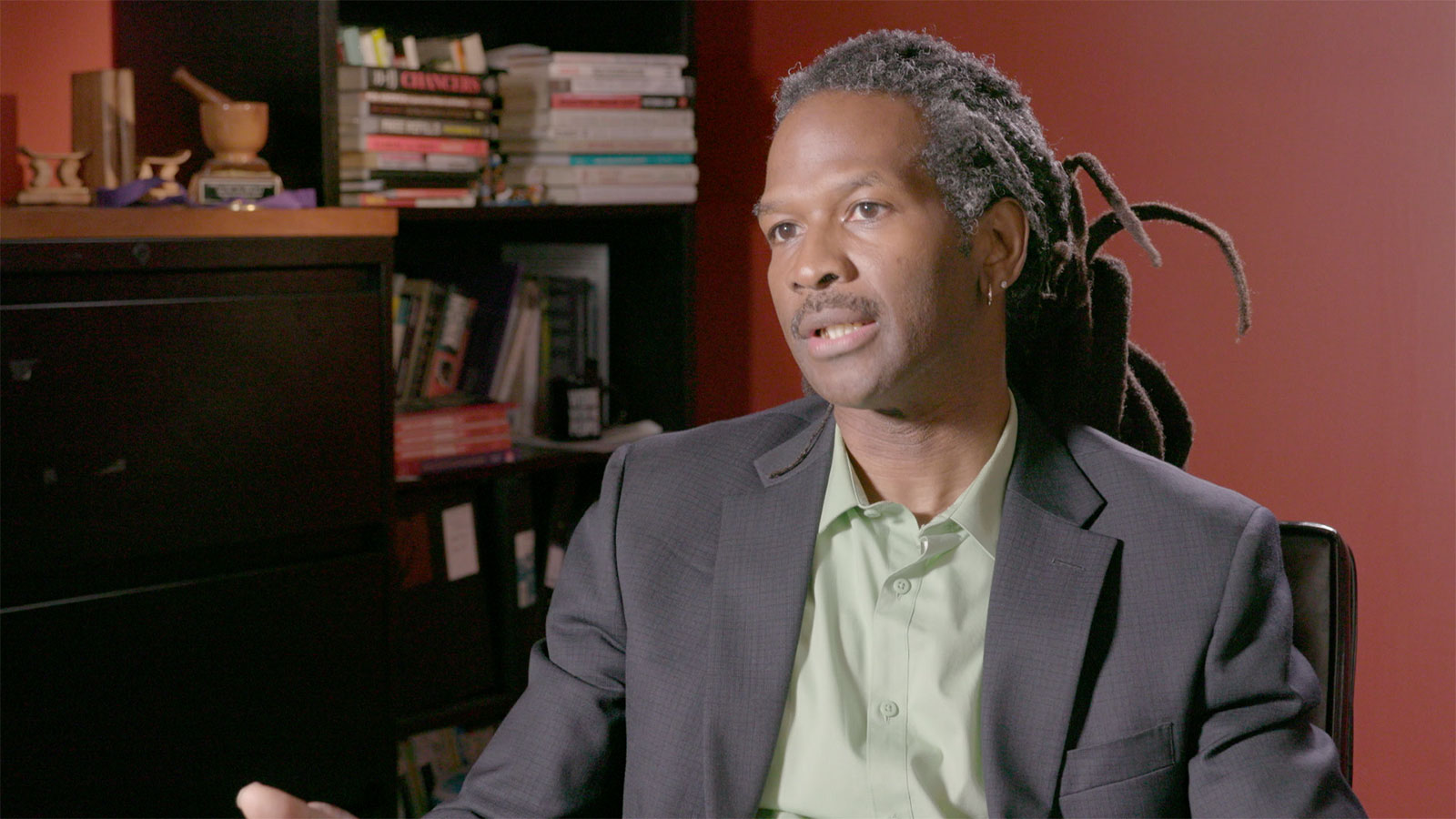 Carl Hart Columbia professor of psychology and drug policy change-maker