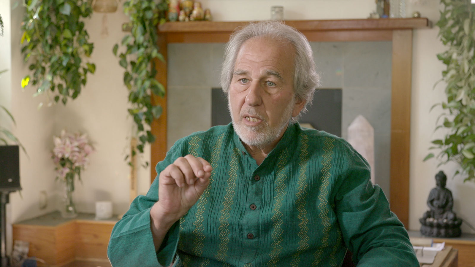 Bruce Lipton mind body science and spiritual leader