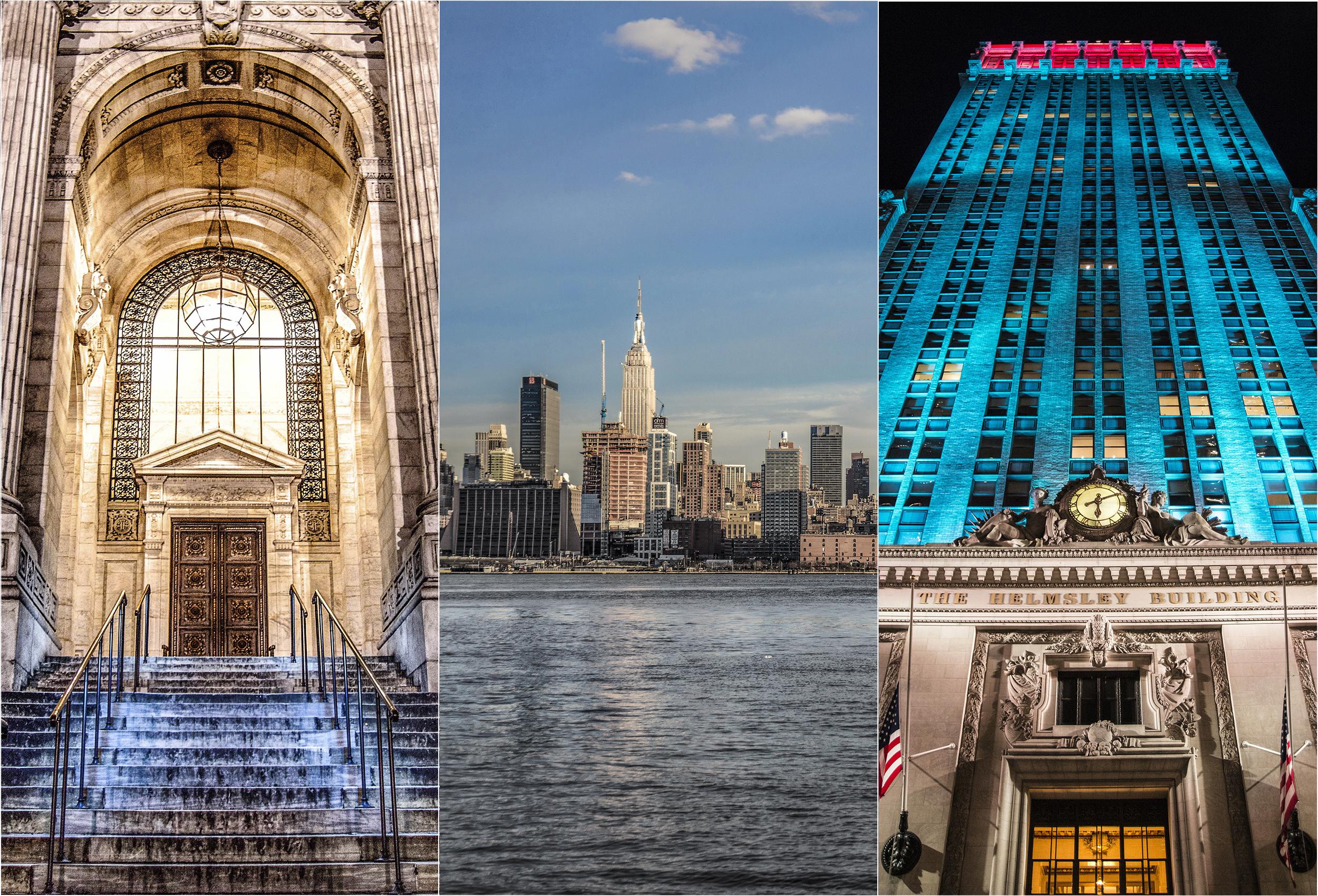 America - New York & Boston