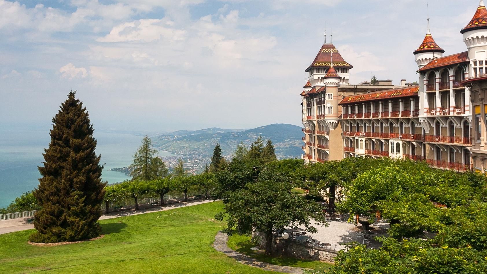 2018 Concordia Forum - Caux Palace, Switzerland