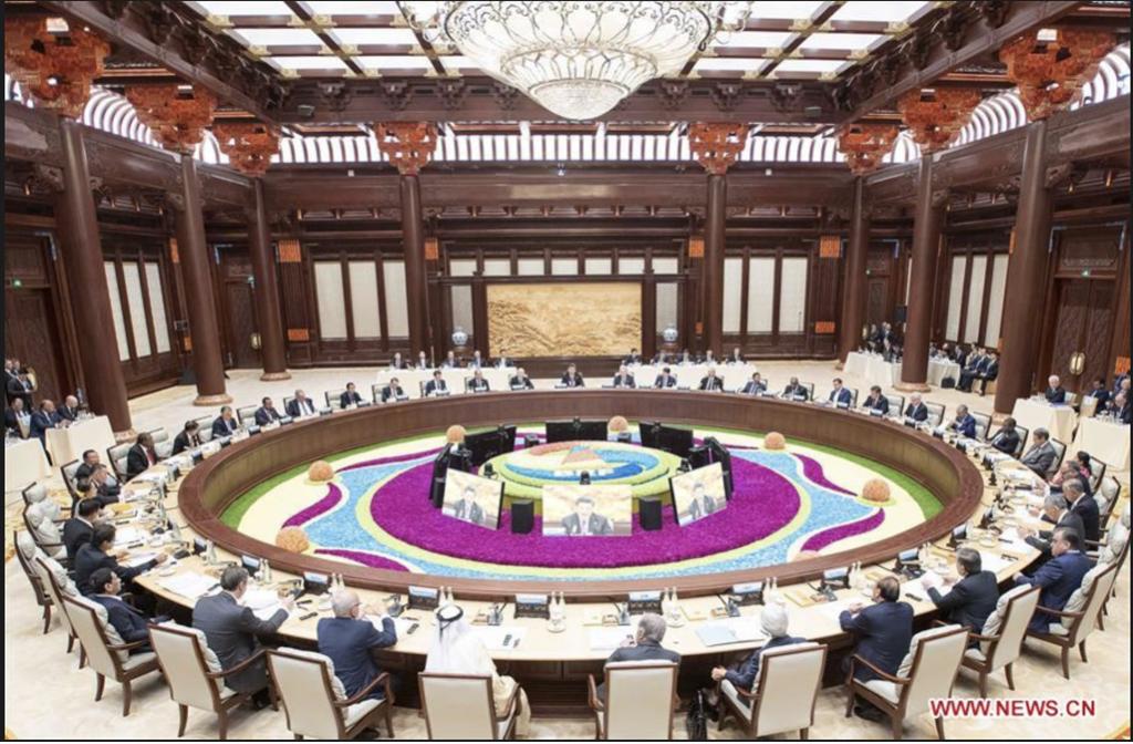 Source: Xinhua New Agency, (2019b)