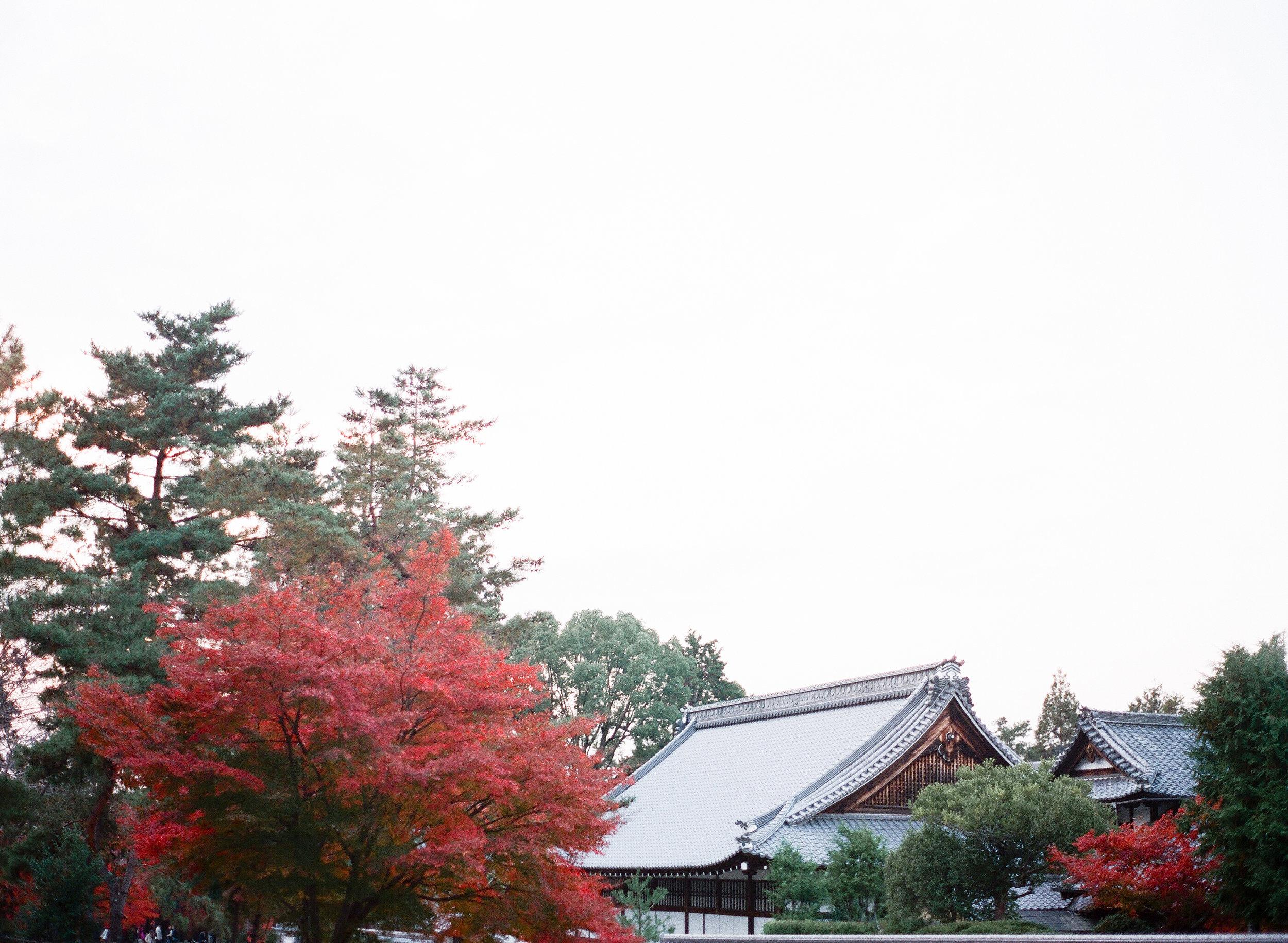 Nanzenji in Kyoto. November 2018