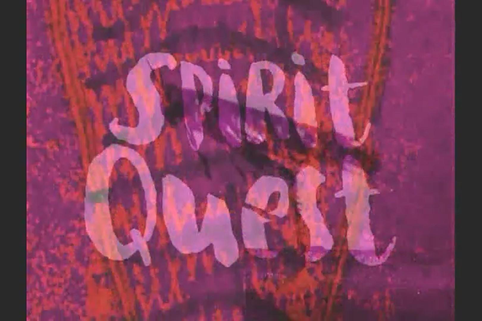 """Cliquez pour tomber dans le vortex de """"Spirit Quest""""     !"""