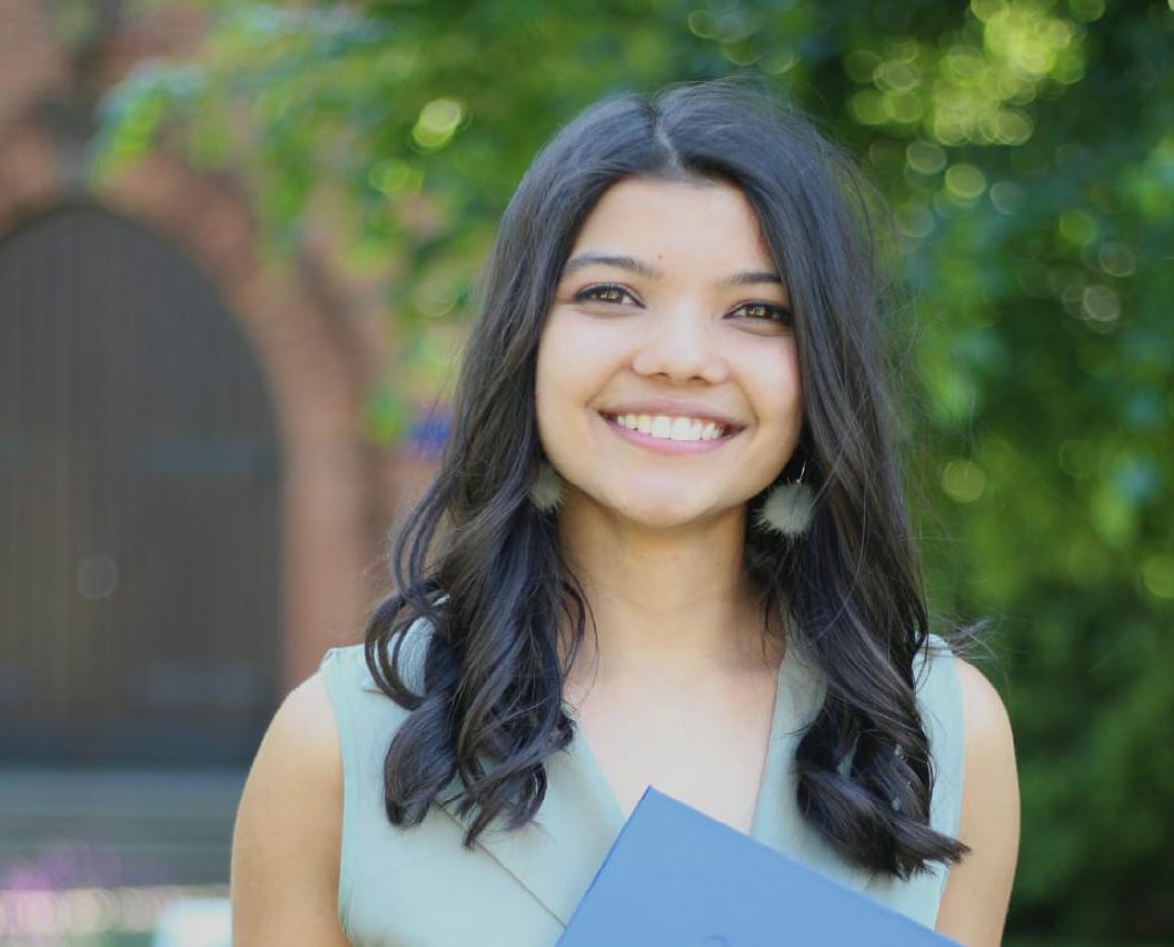 Anuka Pokharel (Nepal) | Class of 2019