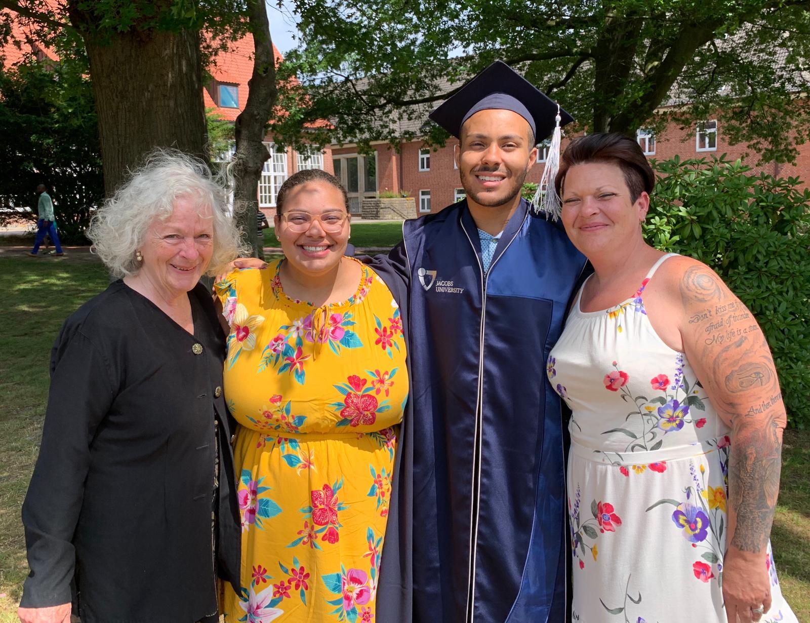 Marcus Makinson (USA) | Graduation Day 2019